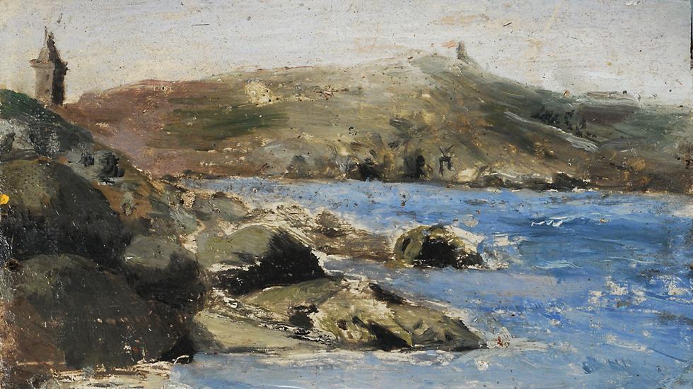 Una exposición da a conocer una de las etapas más olvidadas de Picasso, en A Coruña