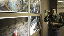 Ir al VideoLa exposición fotográfica Derecho al Agua promueve un desarrollo sostenible entre empresas y medio ambiente