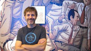 La exposición Paco Roca. Dibujante ambulante llega a Madrid