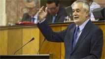 Ir al VideoEl expresidente andaluz José Antonio Griñán abandona la política y renuncia a su reelección en el Senado