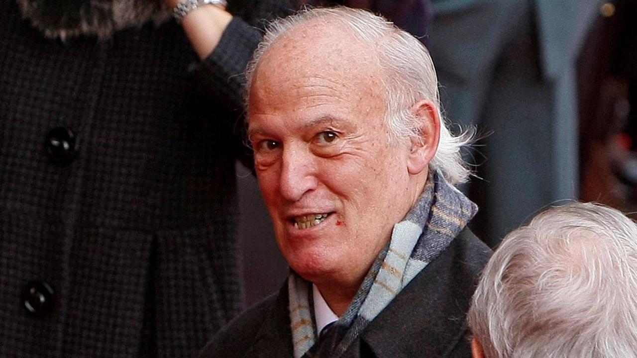 El expresidente de la Asamblea de Madrid, José Ignacio Echeverría, en una imagen de archivo