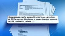 Ir al VideoEl expresidente de CatalunyaCaixa pedía una subida de sueldo antes de la intervención del FROB