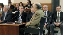 Ir al VideoEl expresidente del Palau de la Música niega ante el juez haber cobrado comisiones