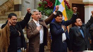 El presidente Evo Morales expropia la filial de Red Eléctrica Española en Bolivia