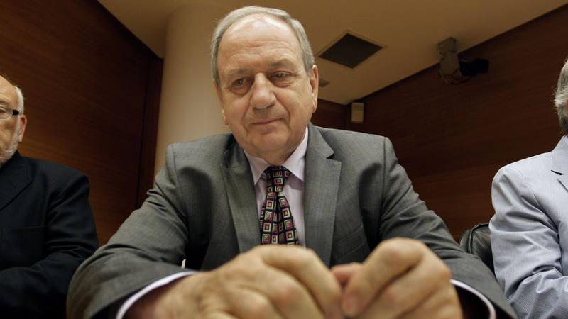 El exsubgobernador del Banco de España Javier Aríztegui, en una imagen de archivo