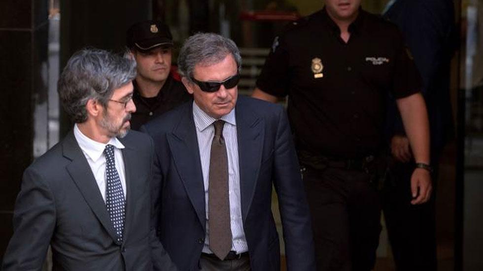 El exsuegro de Pujol Ferrusola reconoce que cobró una comisión del 1% por la venta de unos terrenos