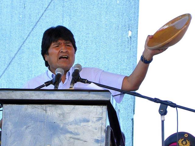 Bolivia acoge la Primera Conferencia Mundial de los Pueblos sobre el Cambio Climático