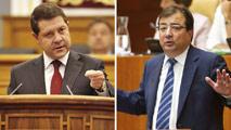 Ir al VideoExtremadura y Castilla-La Mancha ya tienen nuevos presidentes autonómicos