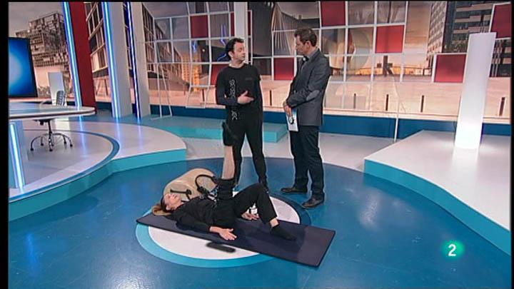 Para Todos La 2 - Entrevista - Fabien Menegon, pilates