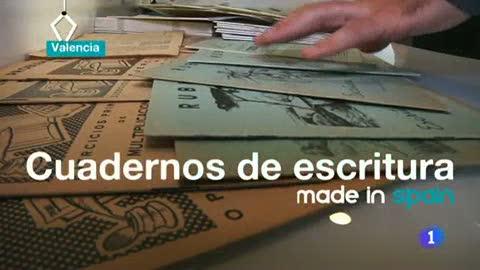 Fabricando Made in Spain - Programa 42 - Fabricamos cuadernos de escritura