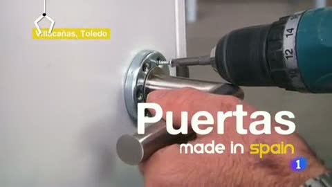 Fabricando Made in Spain - Fabricamos puertas de interior
