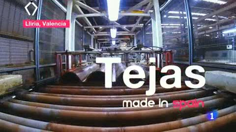 Fabricando Made in Spain - Fabricamos tejas cerámicas