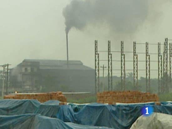 La capital de Bangladesh es una de las ciudades más contaminadas del mundo
