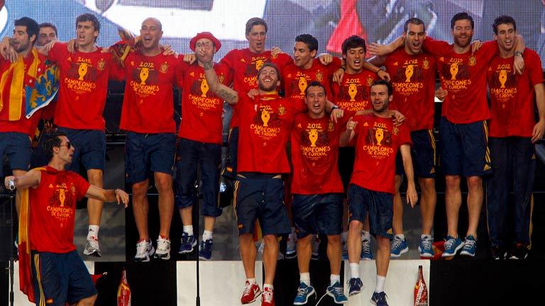 La FAD critica a la selección por la celebraci&oacu