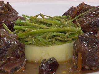 Saber cocinar - Falda de ternera estofada con dátiles (04/05/11)