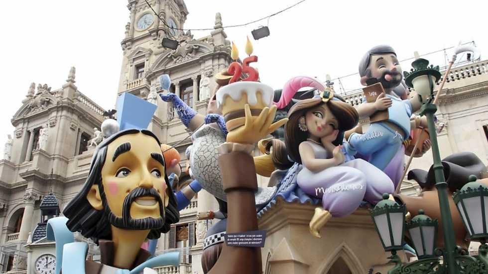 Informe Semanal - Fallas, una fiesta universal