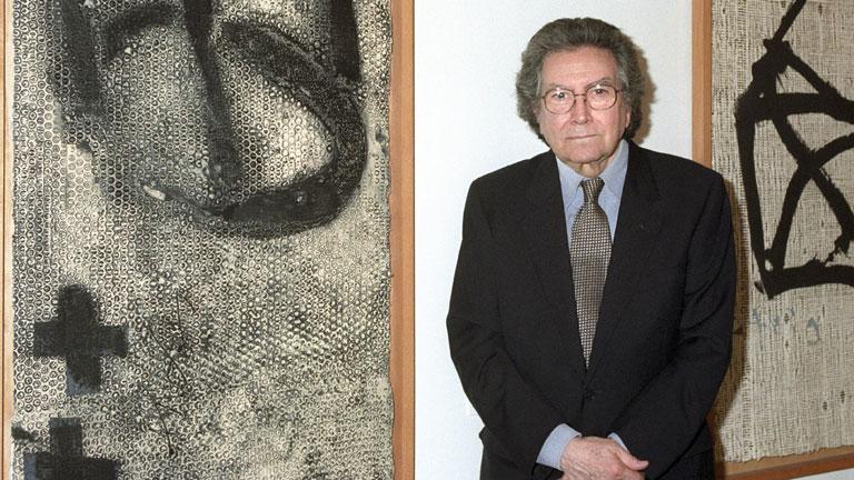 Fallece Antoni Tàpies, el artista autodidacta de la Vanguardia