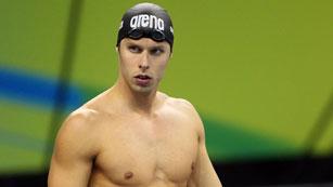 Fallece el nadador noruego Dale Oen