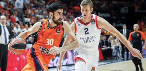 Ir al VideoFalta de acuerdo entre la Euroliga y la FIBA pone en un compromiso a los jugadores