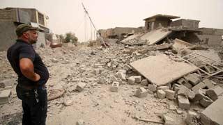 Faluya queda libre del Estado Islámico
