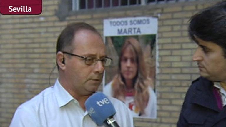 T con T - La familia de Marta del Castillo buscará el cuerpo por sus propios medios