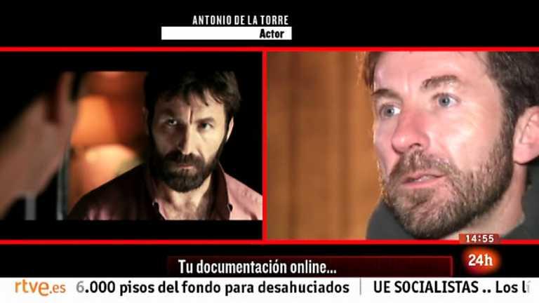 Cámara abierta - Fan vídeos, Retwittmad, beQbe y Antonio de la Torre en 1minutoCOM - 15/06/13