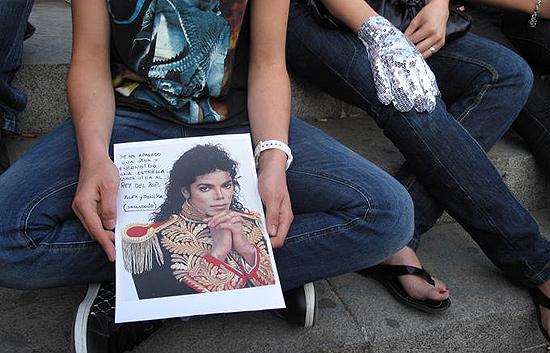 En muchas ciudades de España se recuerda al rey del pop