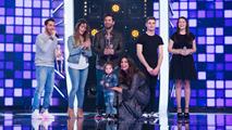 Un maestro, una familia y una bailarina para Manu Tenorio