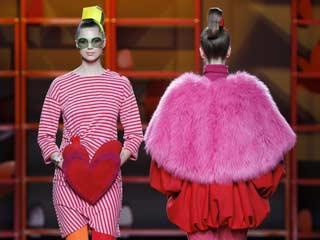 Más Gente - La Fashion Week Madrid 2012 arranca con propuestas llenas de color