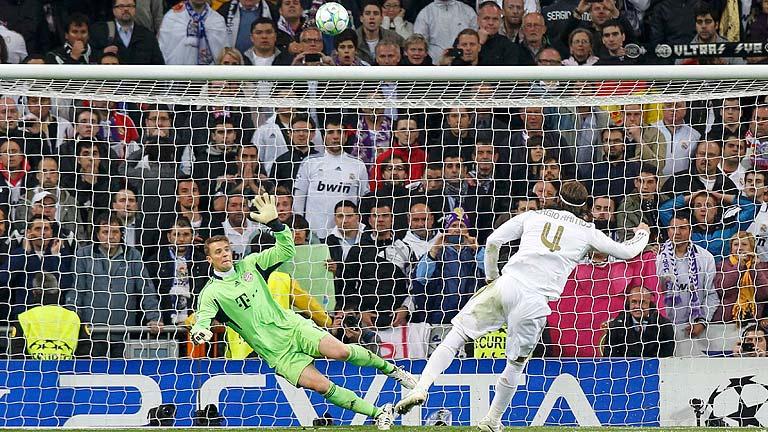 Fatídica tanda de penaltis para el Real Madrid (1-3)