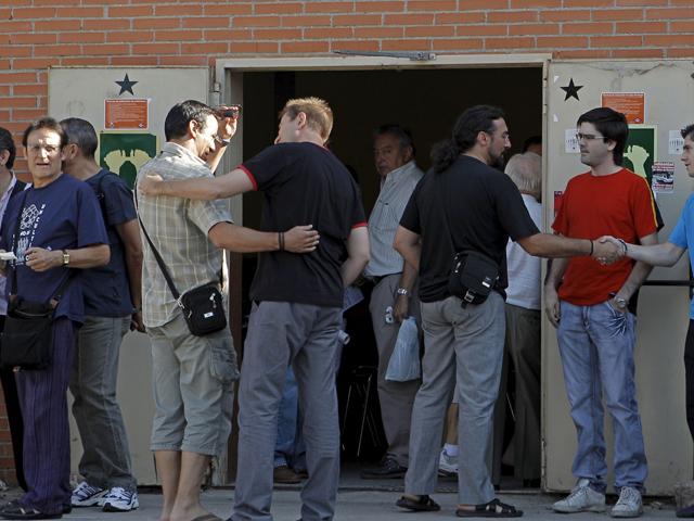 Los trabajadores del turno de mañana del Metro de Madrid han votado a favor de desconvocar la huelga