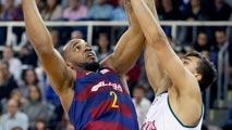 FC Barcelona 108-54 Baloncesto Sevilla