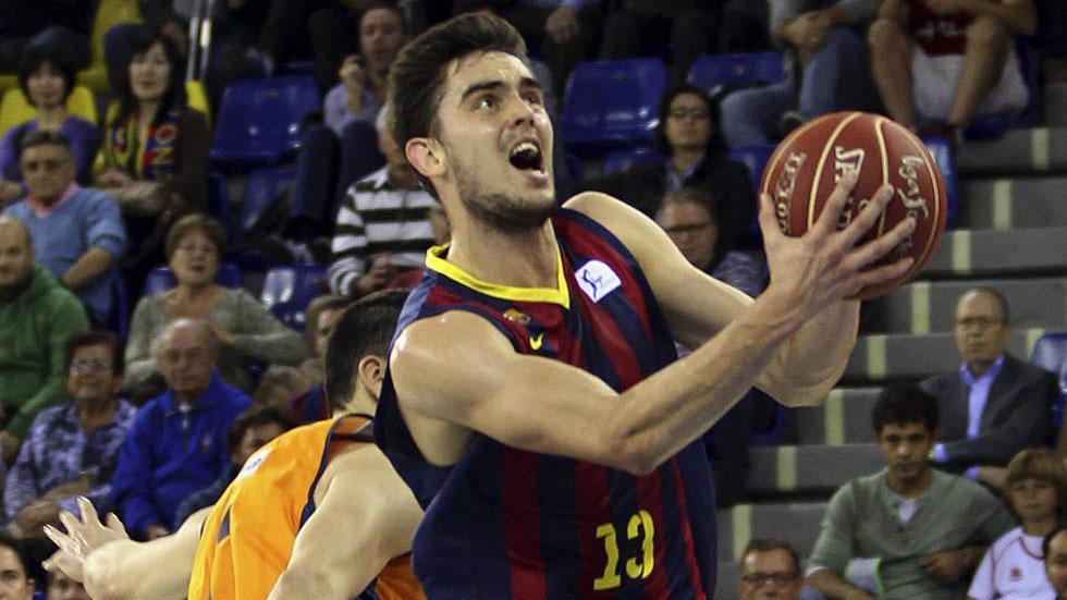 FC Barcelona 76 - Valencia Basket 57