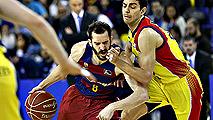 FC Barcelona Lassa 84-79 MoraBanc Andorra