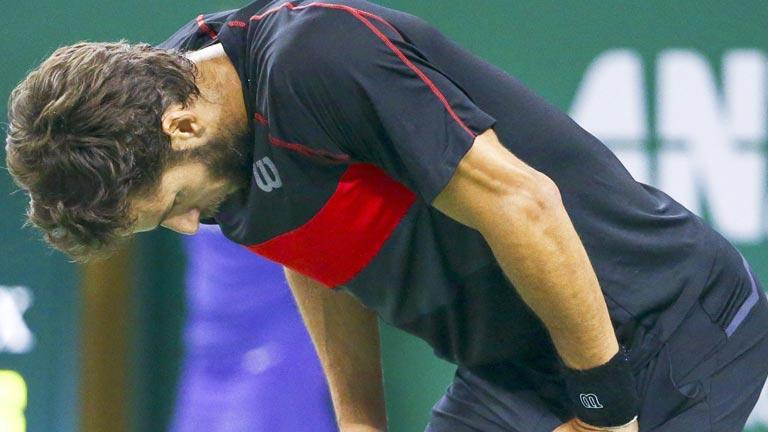 Federer gana a Djokovic y jugará la final con Simon, verdugo de Feliciano
