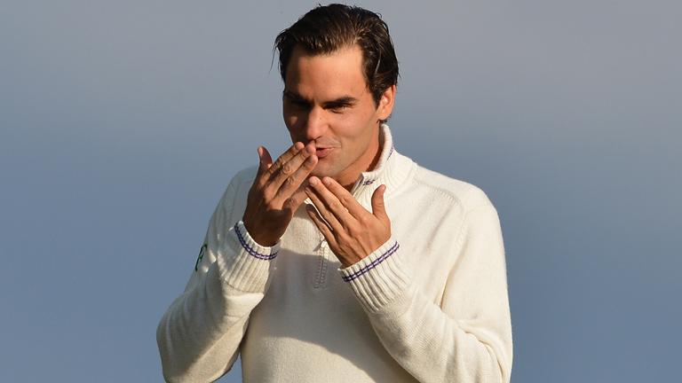 Federer, líder en solitario de la clasificación ATP