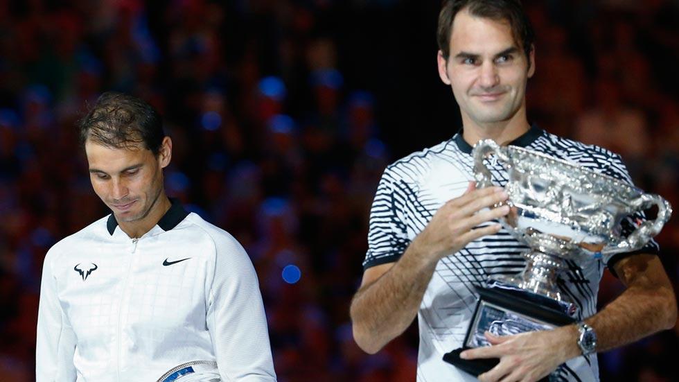 Federer y Nadal dejan otra final para la historia del tenis