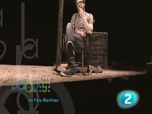 Fele Martínez (11/06/2011) - Palabra por palabra