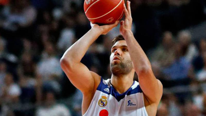 Felipe Reyes, renueva