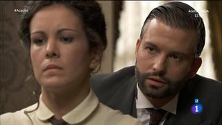 Acacias 38 - Felipe le sugiere a Huertas que desista de la denuncia