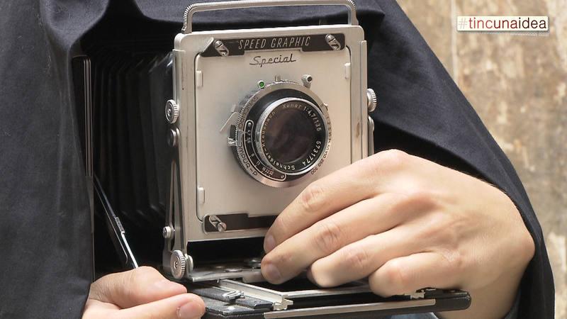 Fer fotos com fa dos segles