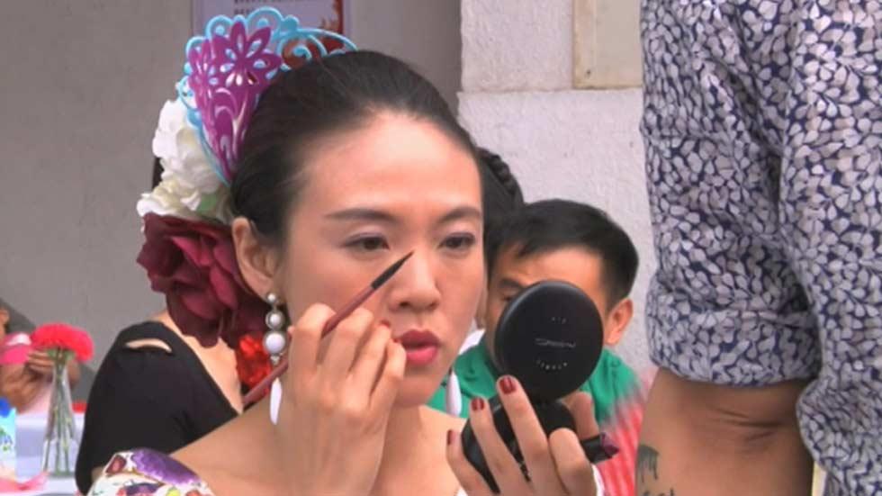 La Feria de Abril ahora también en China