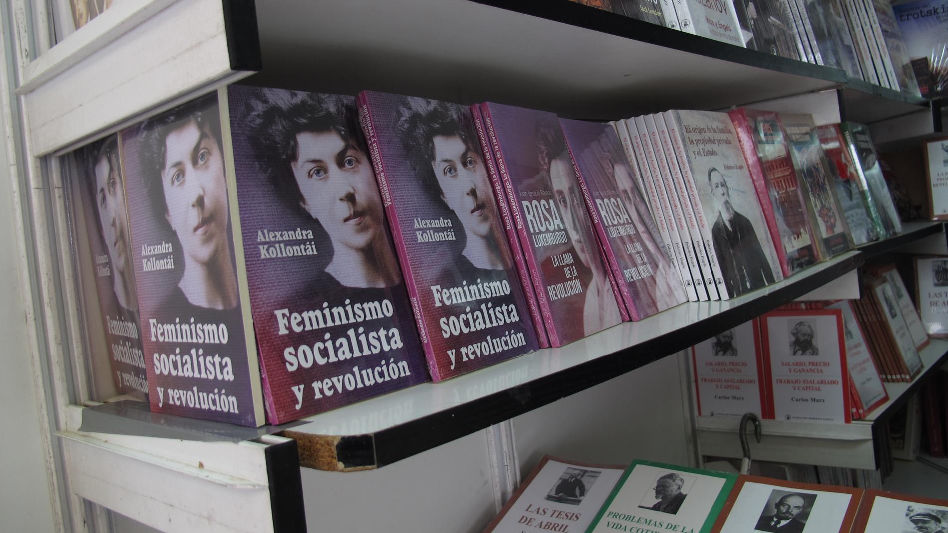 Ir al VideoLa Feria del Libro comienza y pretende reconocer la importancia de las mujeres en el sector