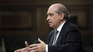 """Fernández Díaz dice que cuando habla de """"excesos"""" se refiere a """"los que cometen los radicales"""""""