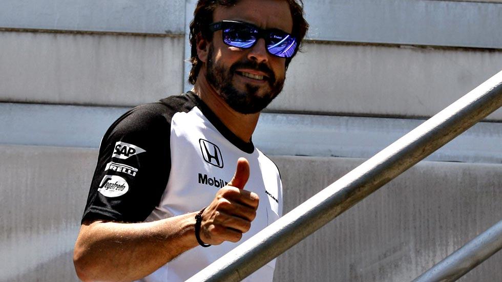 Fernando Alonso afirma que recuerda todo sobre el accidente en Montmeló