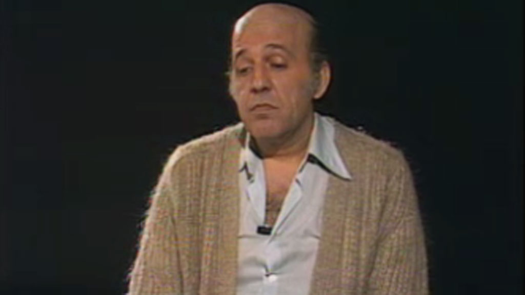 El actor y sus personajes - Fernando Delgado