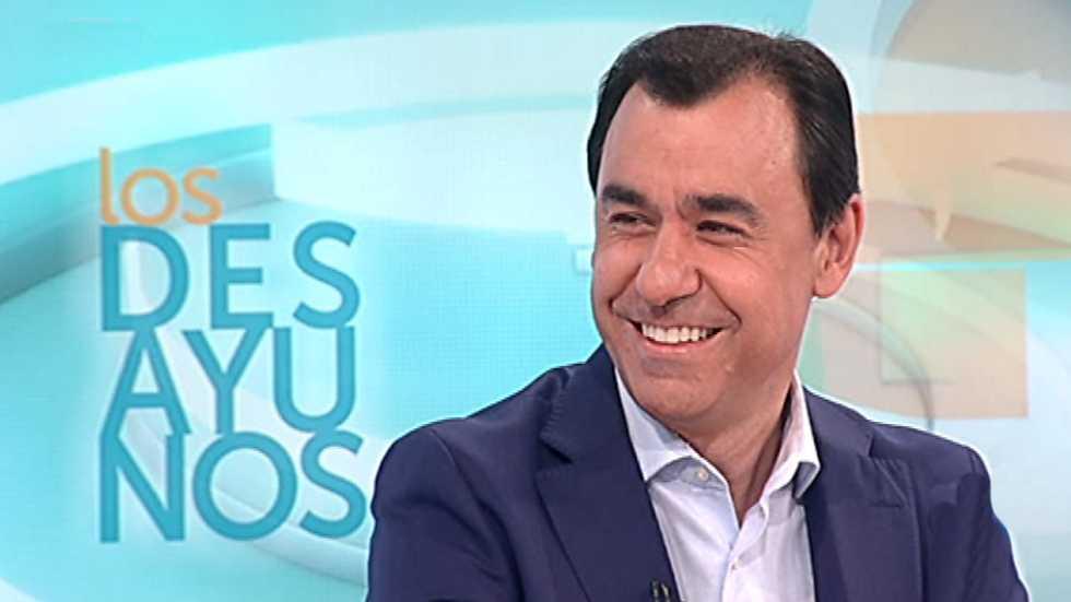 Los desayunos de TVE - Fernando Martínez Maíllo, coordinador general del PP