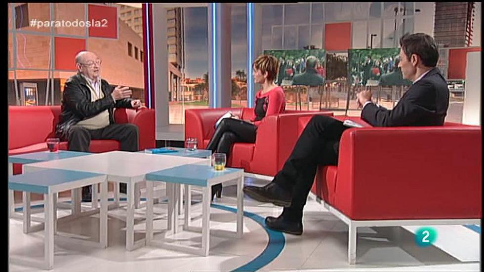 """Para Todos la 2 - Entrevista - Ferran Salmurri, """"Razón y emoción"""""""