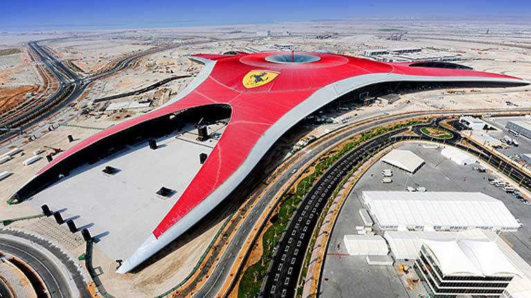 Un Ferrari World en España
