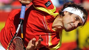 Ferrer y Almagro dejan a España a un paso de las semifinales